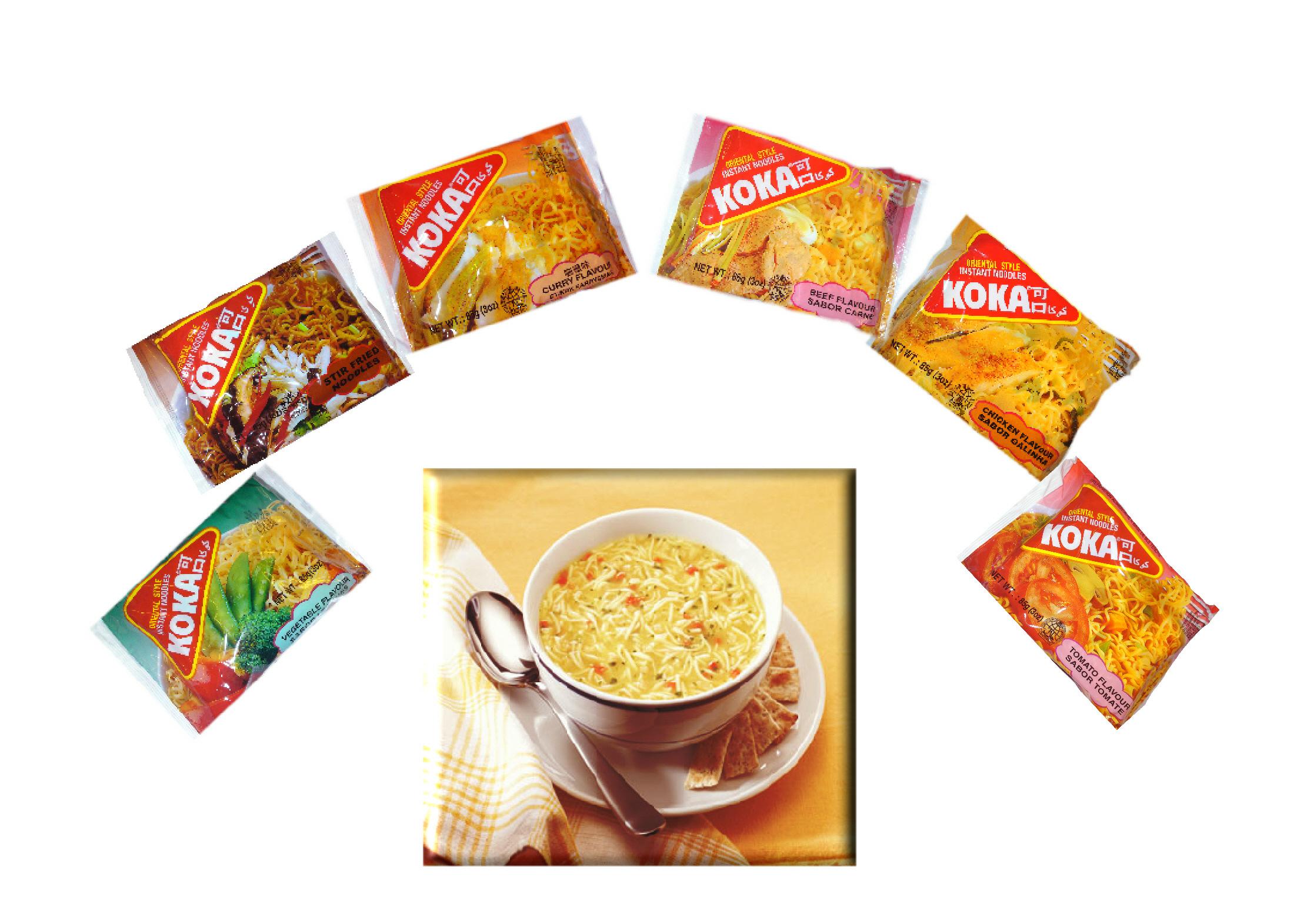 Koka Noodles Wholesale Noodles Suppliers Fried Noodles Distributors Manufacturers Uk