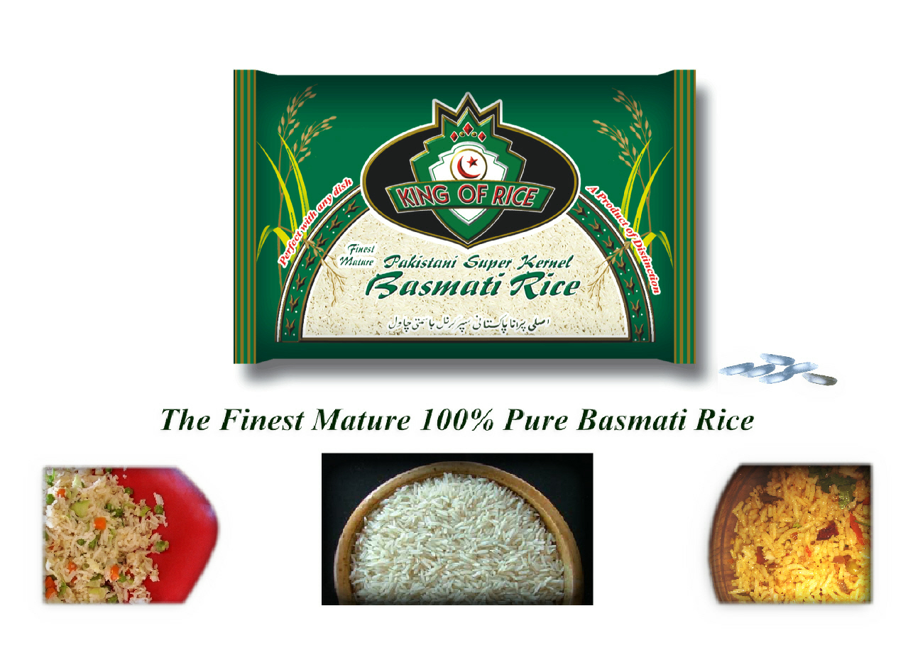 King Of Rice Basmati Rice